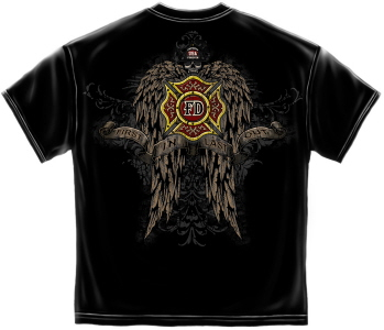 firefighter t shirts 36