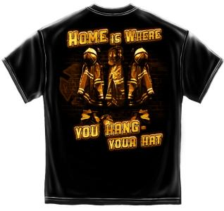 Firefighter T Shirt 23