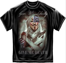 give me liberty t shirt