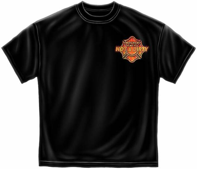fire fighter shirts