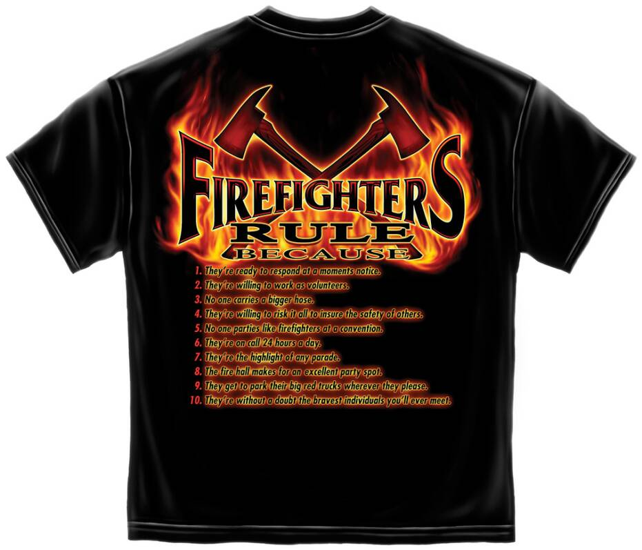 firefighter clothes