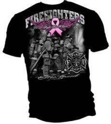 Firefighter T Shirt 25